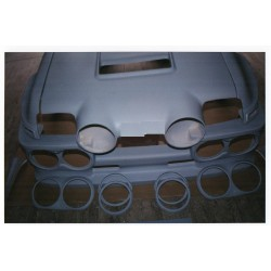 kit Avant Renault 5 Maxi