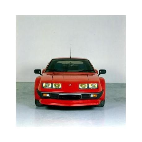 KIT COMPLET pour Alpine A 310 pack GT