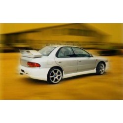 PARE CHOC ARRIERE pour Subaru Impreza GT Sport