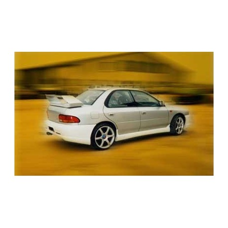 Pare choc arrière Subaru Impreza GT Sport