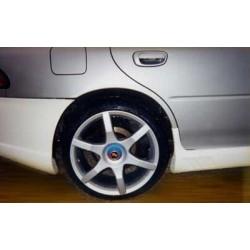 Bas de caisse Subaru Impreza GT