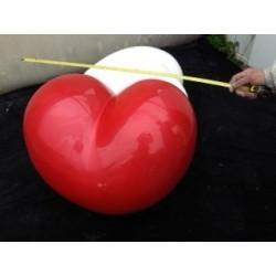 Cœur grande taille