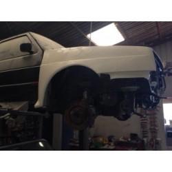 JEU DE 2 AILES AVANT pour Volkswagen Golf 2 Rallye