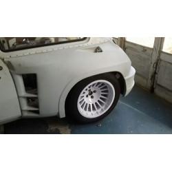 JEU DE 2 AILES ARRIERES pour Renault 5 Maxi type origine